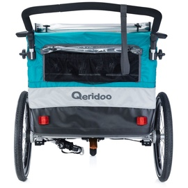 Qeridoo Sportrex2 aquamarin 2019