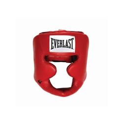Everlast Kopfschutz Full Protection (Größe: S/M, Farbe: Rot)