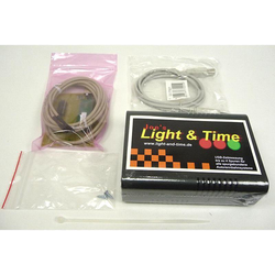 Computerzeitmessung Light and Time USB Bausatz