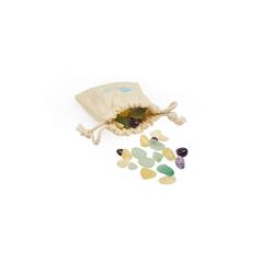 Natures-Design Edelstein Mischung Sleep Well für Krüge & Karaffen mit Edelsteinfach, (50 g)