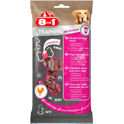 8IN1 Training Treats Pro Immune 100 g