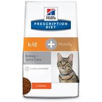 Hill's Prescription Diet Feline k/d + Mobility 5 kg