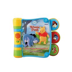 Vtech® Lernspielzeug Winnie Puuhs Abenteuerbuch - Die lustige Honigsuche