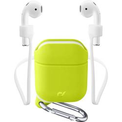 Cellularline SPRINTAIRPODSL Kopfhörer Tasche Passend für:In-Ear-Kopfhörer Lime
