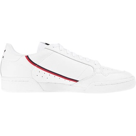 adidas Continental 80 cloud white/scarlet/collegiate navy 45 1/3