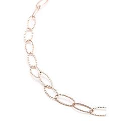 Heideman Kette mit Anhänger Collier, Perlenkette zur Hochzeit oder Brautschmuck goldfarben 50cm