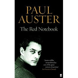 The Red Notebook. Paul Auster  - Buch