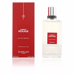 HABIT ROUGE eau de toilette spray 100 ml