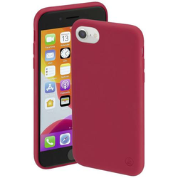 Hama Finest Feel Cover Apple iPhone 6, iPhone 6S, iPhone 7, iPhone 8, iPhone SE (2020) Rot