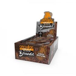 Grenade Carb Killa Brownie - 12x60g (Geschmack: Fudge Brownie)