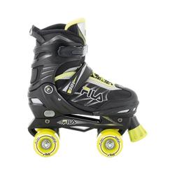 Fila Skates Rollschuhe Rollschuhe Joy black/lime Größe S (31-34) 39-42