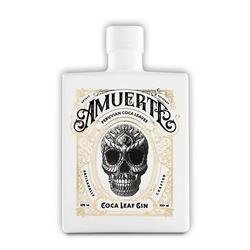 Amuerte Coca Leaf Gin White Edition 0,7L (43% Vol.)