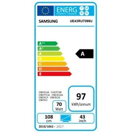Samsung UE43RU7099