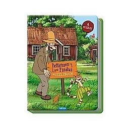 Pettersson und Findus  Puzzlebuch - Buch