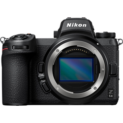 Nikon Z 6II Systemkamera-Body (24,5 MP, WLAN (Wi-Fi), Bluetooth)