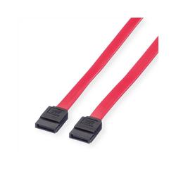 VALUE Internes Festplattenkabel, SATA 3.0 Gbit/s Computer-Kabel, (50.0 cm) 50.0 cm
