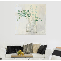 Posterlounge Wandbild, Sommer Stecklinge I 30 cm x 30 cm