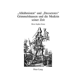 'Alkühmisten' und 'Decoctores' als Buch von Misia Sophia Doms