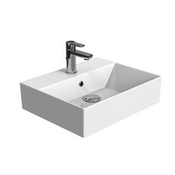 Aqua Bagno Aufsatzwaschbecken Aqua Bagno, Design Hängewaschbecken Waschbecken