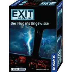 KOSMOS EXIT - Das Spiel: Der Flug ins Ungewisse Escape-Room Spiel