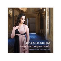 Francesca / I Barocchisti Diego Faso Aspromonte - Maria And Maddalena (CD)
