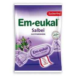 EM EUKAL Bonbons Salbei zuckerfrei 75 g