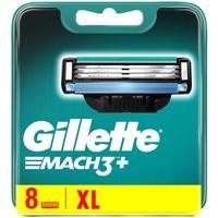 Gillette Gilette Mach3 Rasierklingen für Männer, 8 Stück