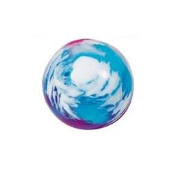 Goki 16055 - Flummy bunt marmoriert bunt marmoriert 25 cm