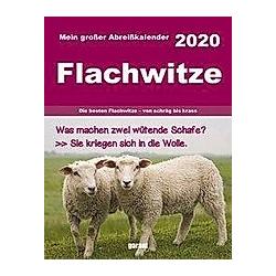 Flachwitze 2020