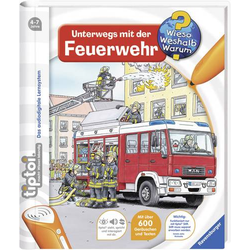 Ravensburger tiptoi® Unterwegs mit der Feuerwehr tiptoi® Unterwegs mit der Feuerwehr 32905