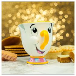 Disney Tasse Die Schöne und das Biest - Tasse Chip