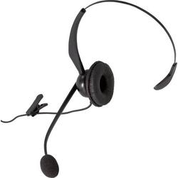 Auerswald COMfortel H-200 Telefon-Headset DHSG schnurgebunden On Ear Schwarz