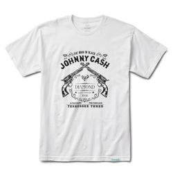 Tshirt DIAMOND - Tennessee Three Tee White (WHT) Größe: S