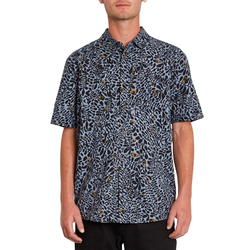 Hemd VOLCOM - Striver S/S China Blue (CHB)
