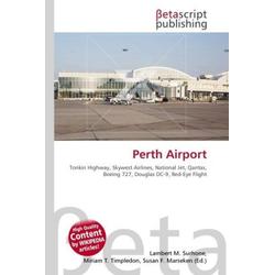 Perth Airport als Buch von