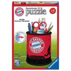 Ravensburger 3D-Puzzle Organizer Utensilo FC Bayern München, 54 Puzzleteile
