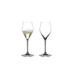 RIEDEL Glas Champagnerglas Heart to Heart Champagner 2er Set