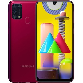 Samsung Galaxy M31 64 GB red