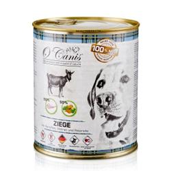O'Canis Hundefutter Nassfutter mit Ziegenfleisch