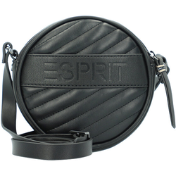 Esprit Susie Mini Bag Umhängetasche 17,5 cm black