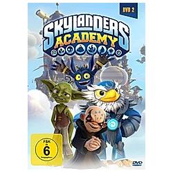 Skylanders Academy - DVD 2 - DVD  Filme