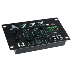 Pronomic DX-30BTU USB MKII DJ-Mixer mit Bluetooth