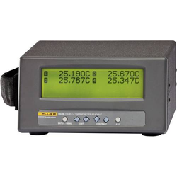 Fluke Calibration 1529-256 Temperatur-Messgerät -270 bis +1800°C Fühler-Typ PRT, Thermoelement, P