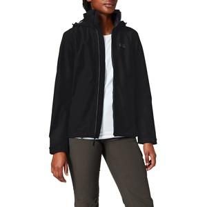Jack Wolfskin Damen Evandale Jacket W Wetterschutzjacke, black, XL