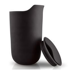 Eva Solo Thermobecher Keramik Black 280 ml