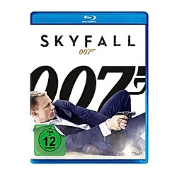 James Bond - Skyfall - DVD  Filme