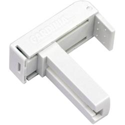 Klemmträger Klemmträger universal, GARDINIA, Jalousien, (Set, 2-tlg), für Aluminium-Jalousie 25 mm