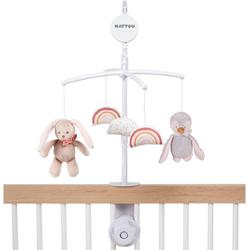 Nattou Mobile Sasha & Pauline bunt Kinder Mobiles Baby Kleinkind