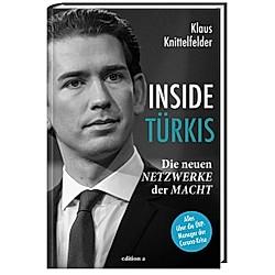 Inside Türkis. Klaus Knittelfelder  - Buch