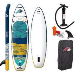 F2 SUP-Board Seaside Kid ohne Paddel 8,2 - 250 cm